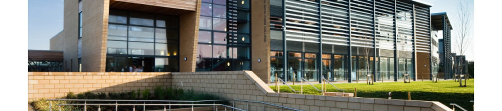 Blackpool college architecture and masonry