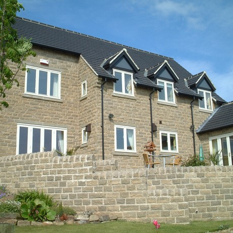 Wynbrook Homes walling stone case study