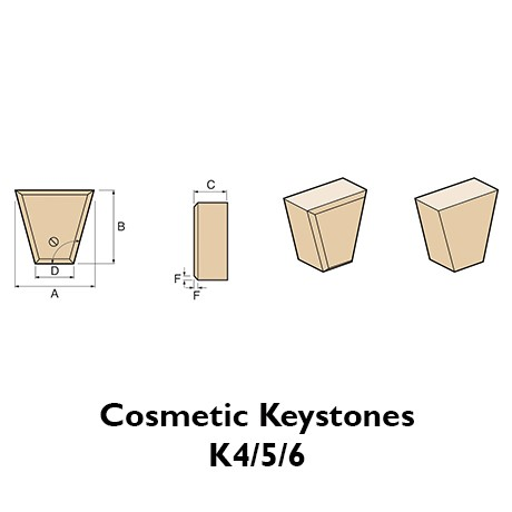 cosmetic cast stone keystone products