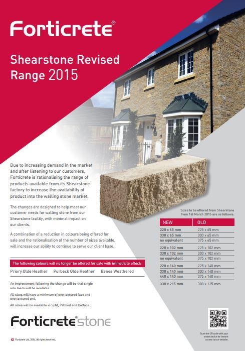 Shearstone brick brochure