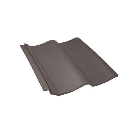 Pan8 roof tile, grey