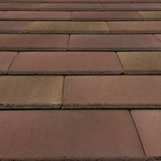 Material colour and finish sample-sunrise blend roof tiles