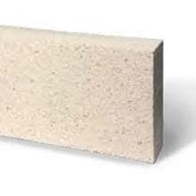 Brick Material colour and finish sample-ivory