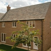 William Davis Homes, cast stone and hardrow roof tiles case study
