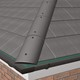 mechanically fixed hip roofing accessories
