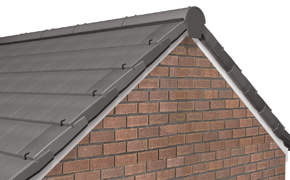 Sl8 Verge Packs Roofing Accessories Products