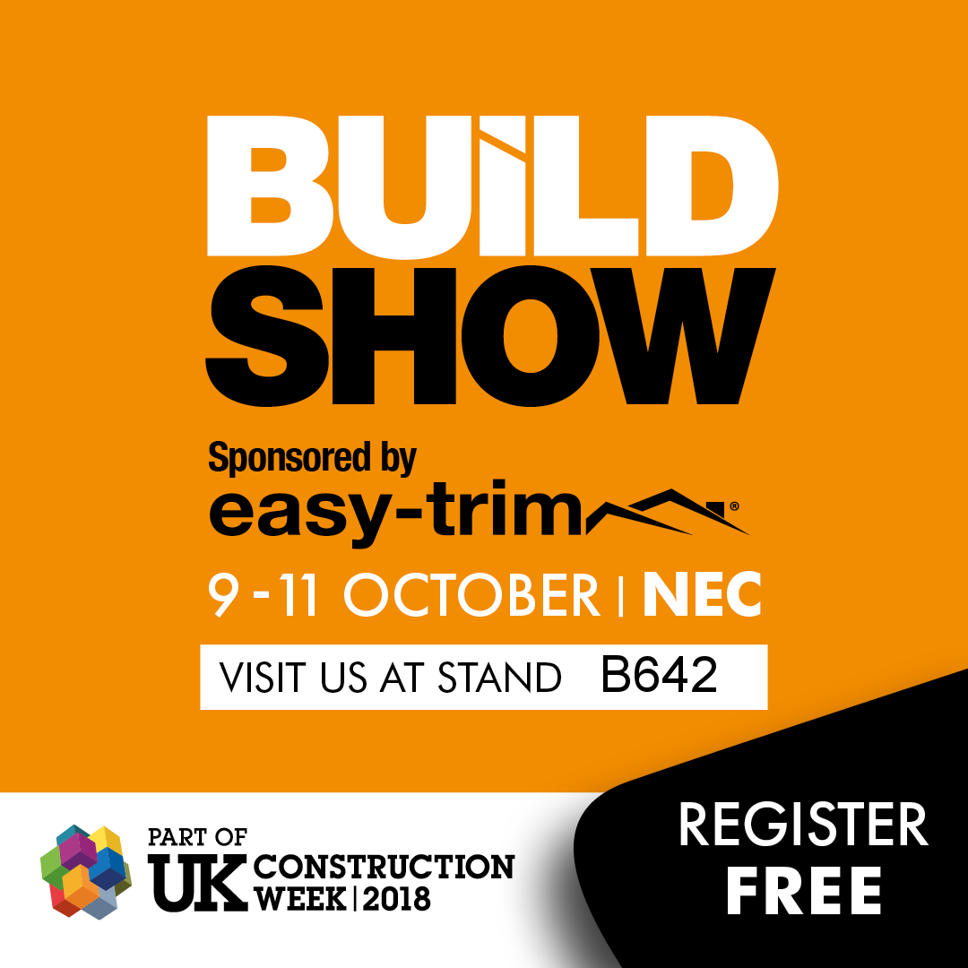 Build show event graphic
