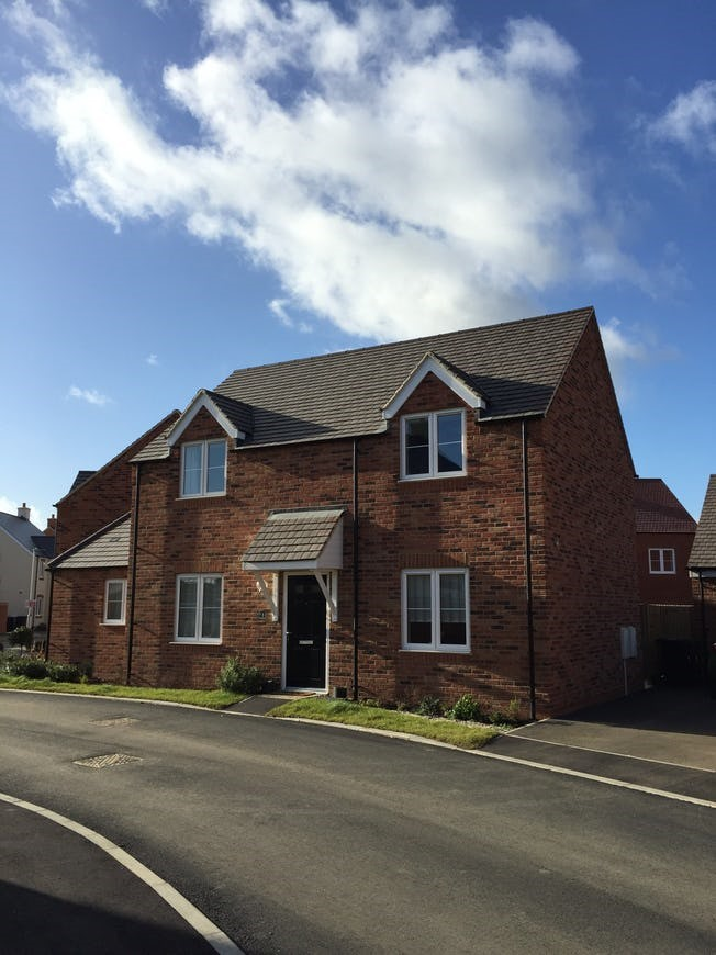 Bellway Homes Specify Forticrete Roof Tiles Forticrete